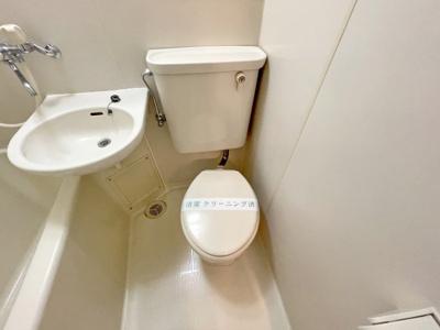 【トイレ】ホワイトメゾンYAMAKI