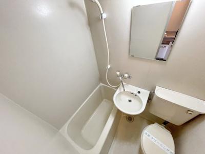 【浴室】ホワイトメゾンYAMAKI