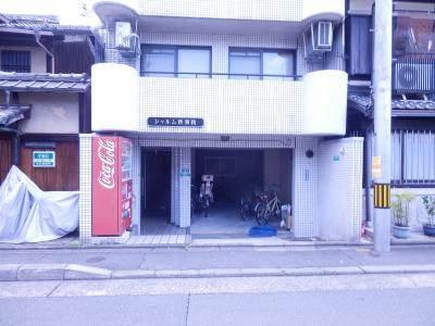 【エントランス】シャルム西洞院