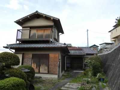 【外観】生駒市壱分町 中古戸建