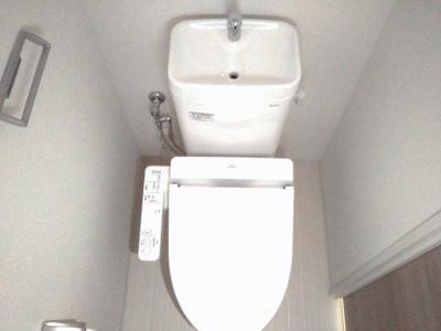 【トイレ】ディアレイシャス三軒茶屋