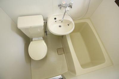 【浴室】秀和ハイツ