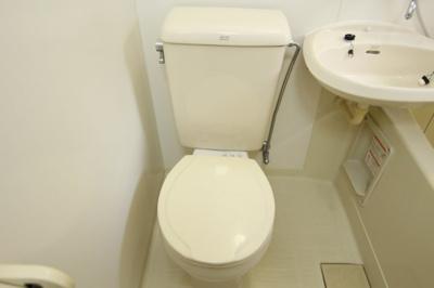 【トイレ】秀和ハイツ