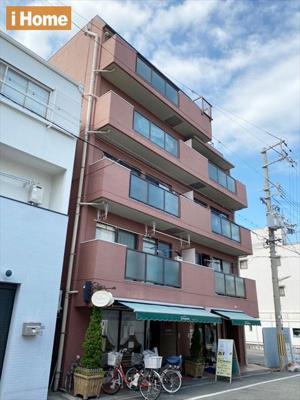 阪神青木駅より徒歩8分 JR摂津本山駅より徒歩17分 交通至便です♪