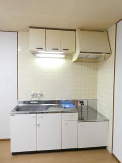 【キッチン】ライフステージ湯山