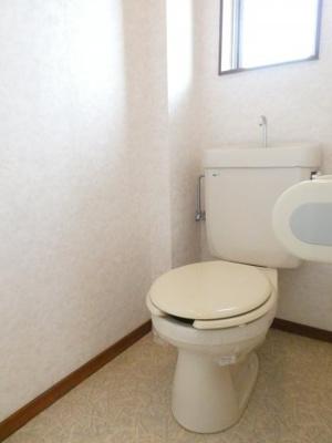 【トイレ】ライフステージ湯山