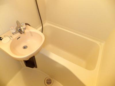 【浴室】内海小柳マンション