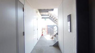 【その他共用部分】大阪浪速区で初期費用が17,000円の破格の賃貸マンション