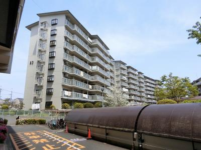【現地写真】鉄骨鉄筋コンクリート造の 284戸の大型マンション♪