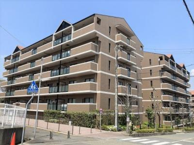 【外観】神戸北町ウィルコートC棟