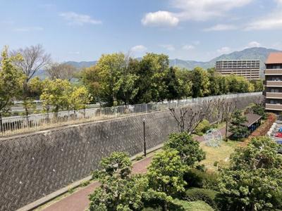 【展望】神戸北町ウィルコートC棟