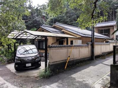 【外観】左京区八瀬近衛町