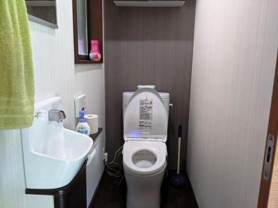 【トイレ】左京区八瀬近衛町