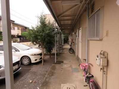 【エントランス】ガーデンハウスかすみ