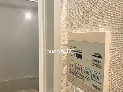 【浴室】コモド・カーサ(甲子園駅)