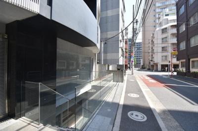 【展望】麻布十番1階店舗物件 プライムアーバン麻布十番Ⅱ