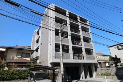 【外観】エステートモア姪浜Ⅱ
