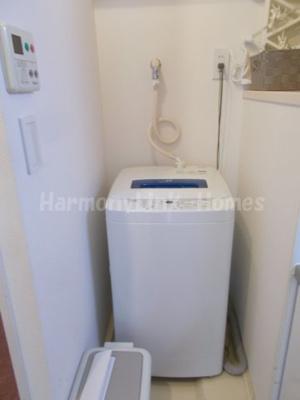 シティコート桜丘の洗濯機☆