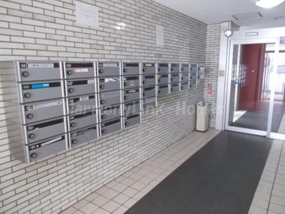 シティコート桜丘の集合郵便受け☆