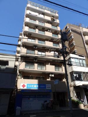 【外観】ライオンズマンション吉野町第11