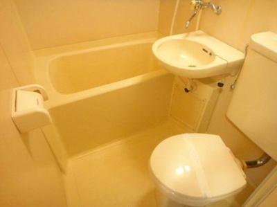 【浴室】ライオンズマンション吉野町第11