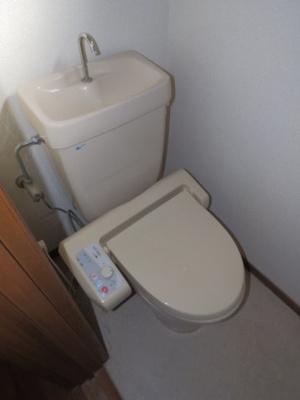 【トイレ】井土ヶ谷貸家