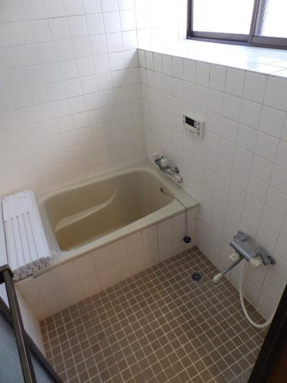 【浴室】井土ヶ谷貸家