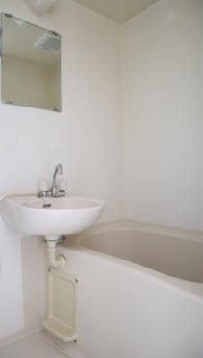 【浴室】サマックスオザワハイツ