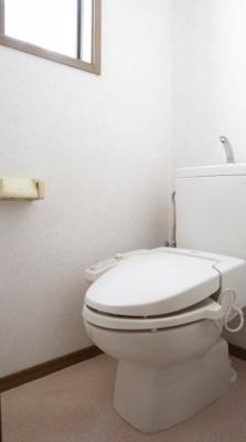【トイレ】サマックスオザワハイツ