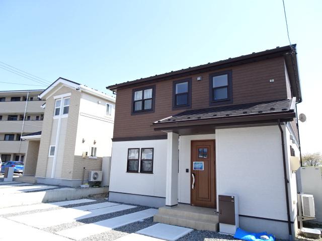【外観】伊那市上新田 中古・未使用住宅