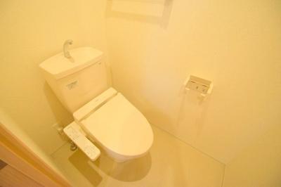 【トイレ】グランディール鷺洲