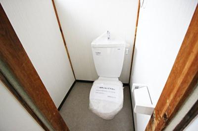 【トイレ】福万寺町3丁目戸建て