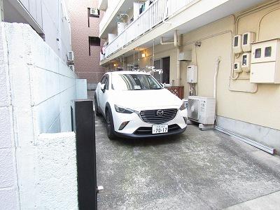 【駐車場】福山ビル