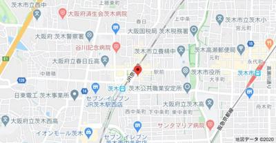 【地図】福山ビル