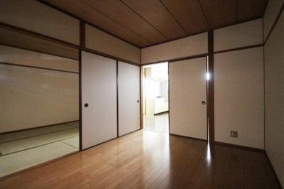 【寝室】O・Y桃山