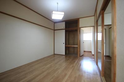 【洋室】サンライフ三宅