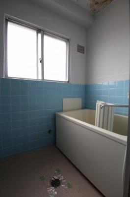 【浴室】府中城ケ丘ビル
