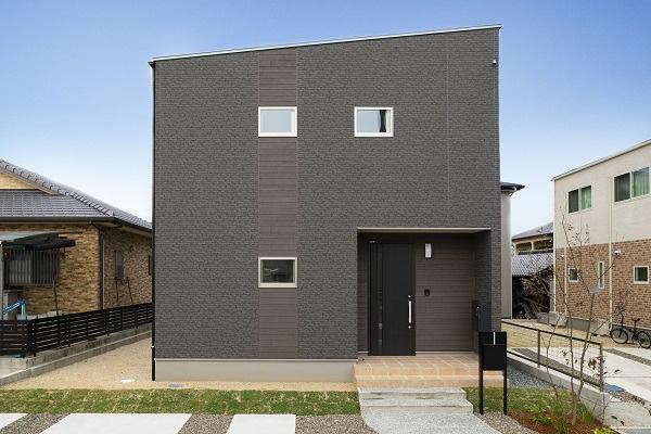 「アイパッソの家」西区城山大塘2丁目モデル D棟の画像