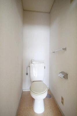 【トイレ】ヴィラ中村