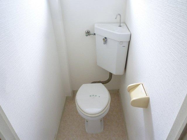 【トイレ】桜ヶ丘コーポ