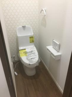 【トイレ】松山市 御宝町 新築建売住宅 34.76坪