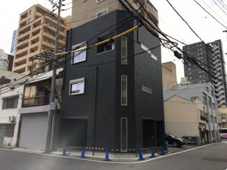 【外観】松山市 御宝町 新築建売住宅 34.76坪