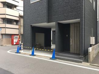 【駐車場】松山市 御宝町 新築建売住宅 34.76坪