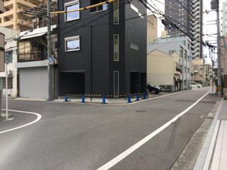 【前面道路含む現地写真】松山市 御宝町 新築建売住宅 34.76坪
