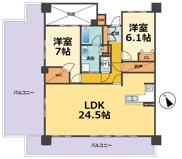 ローレルスクエア甲子園弐番館の画像