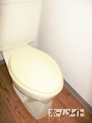 【トイレ】さんらいず華