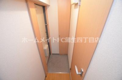 【浴室】メゾン・ド・ハロー