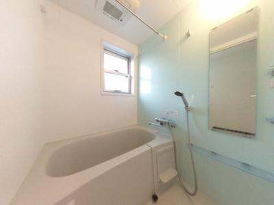 【浴室】小型犬・猫飼育可能な1LDK賃貸