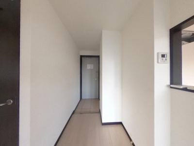 【玄関】小型犬・猫飼育可能な1LDK賃貸