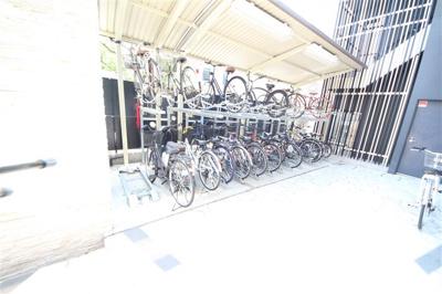 【駐車場】エスライズ大阪ドームレジデンス